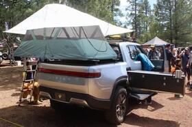 یک خودروی برقی با امکانات بینظیر برای سفر