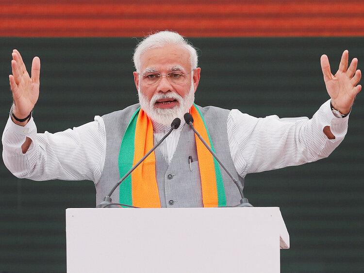 برکناری ۱۲ وزیر کابینه هند به دلیل عمکرد ضعیف در مهار کرونا