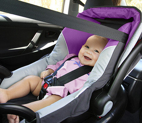 child chair car