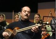 اجرای آثار کیوان ساکت با همراهی ارکستر فیلارمونیک پاریس