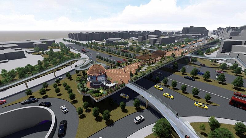 طرح ساخت پل سبز زندگي