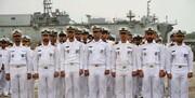 ناوگروه شصتویکم نیروی دریایی ارتش به کشور بازگشت