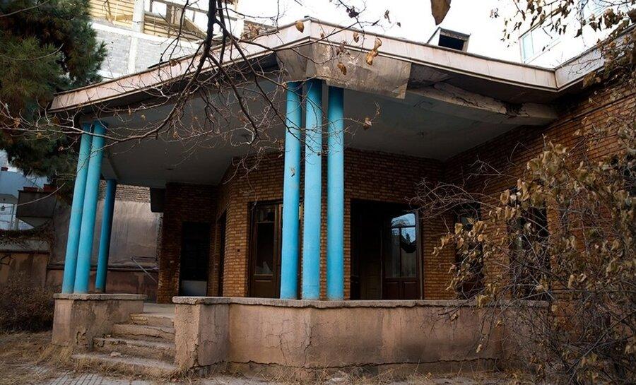 خانه نيما يوشيج