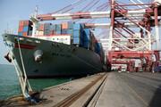 آغاز فعالیت مسیر دریایی هندوستان - قشم با ورود اولین کشتی تجاری