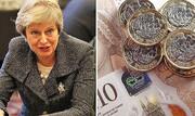 واکنش پوند به استعفای نخست وزیر انگلیس