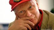 نیکی لائودا، اسطوره مسابقه اتومبیلرانی  فرمول یک درگذشت