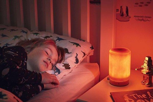 زود خوابيدن كودكان به مقابله با چاقي كمك ميكند