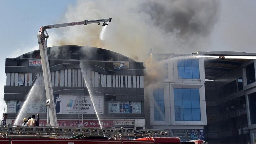 آتشسوزی در هند