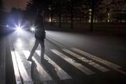 هشدار به عابرین پیاده در شبهای قدر