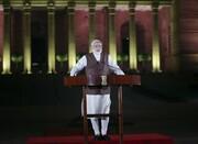نارندرا مودی دوباره نخست وزیر هند شد