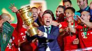 نوزدهمین قهرمانی بایرن مونیخ در جام حذفی آلمان