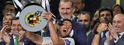 والنسیا قهرمان جام حذفی اسپانیا شد