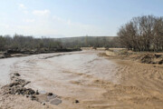 احتمال سیلابی شدن ناگهانی رودخانهها