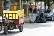 ساماندهی زبالهگردهای زاهدان در کارگاههای بازیافت