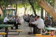 افتتاح باشگاه سالمندان در محله مهرآباد