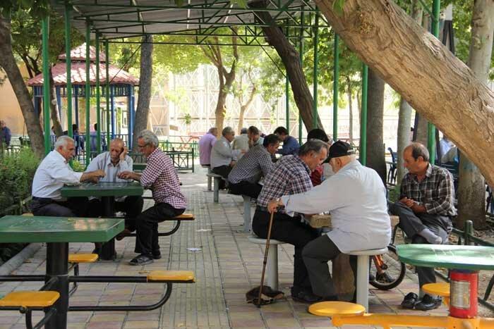 ایستگاه تندرستی سالمندان
