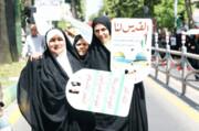 مسیر راهپیمایی روز جهانی قدس در مراکز استانهای شمالی اعلام شد