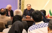 محمد خدادی ۳ راهبرد اصلی معاونت مطبوعاتی را تشریح کرد