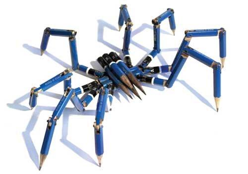 عنكبوت پير