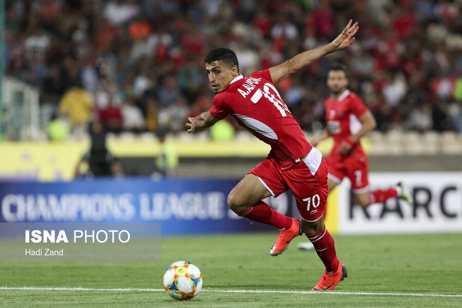 صعود پرسپولیس به فینال جام حذفی بعد از ماراتن ۱۲۰ دقیقهای و اخراج سه بازیکن