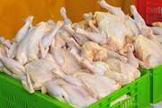 هفت تن مرغ فاسد قبل از توزیع در بازار توقیف شد