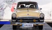اوکراین | نمایشگاه خودروهای پاک