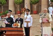 نخست وزیر هند سوگند یاد کرد