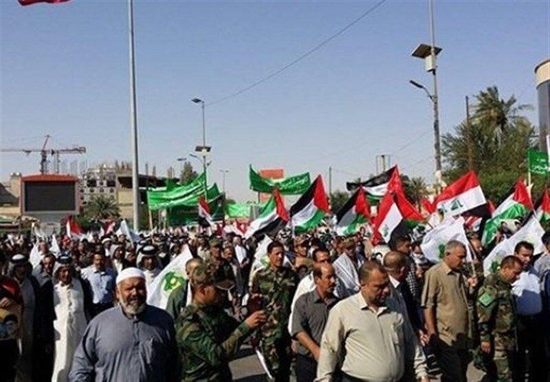 راهپيمايي روز قدس در عراق