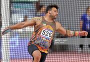 حدادی مشکوک به کرونا است/نایب قهرمان المپیک شبانهروزی تحت نظر است