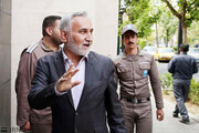 سومین جلسه دادگاه محمدرضا خاتمی برگزار شد   درخواست برای حضور چند چهره مهم سیاسی در دادگاه