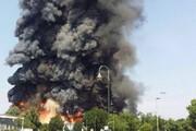 آتش سوزی در مرکز پذیرش پناهجویان بوسنی ۲۹ مجروح برجای گذاشت