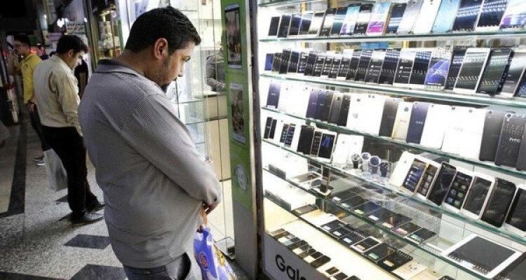 استعلام قیمت گوشی موبایل از طریق سامانه ۱۲۴ ممکن شد