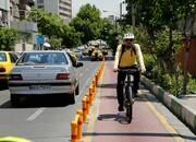 راهاندازی نخستین مسیر دوچرخه منطقه۱۷