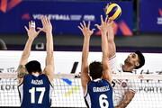 والیبال | ایران ۳ - آلمان صفر؛ هتتریک پیروزی