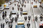 ۹ میلیون از ۱۱ میلیون موتور سیکلت کشور فرسودهاند