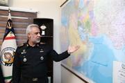 امنیت ایران و منافع ملی در دریا است