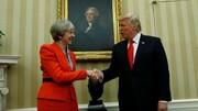 ترامپ خواستار خروج بدون توافق انگلیس از اتحادیه اروپا شد