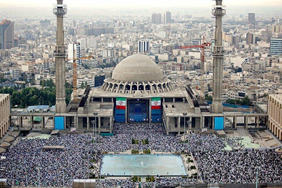 نماز عيد فطر