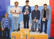 فیروزجا قهرمان بخش رپید مسابقات بینالمللی شطرنج لو بلان منیل فرانسه شد