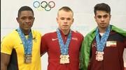 وزنهبرداری | اولین مدال ایران در جوانان جهان؛ سلطانی برنز گرفت