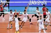 والیبال ایران، بهترین تیم هفته اول لیگ ملتها