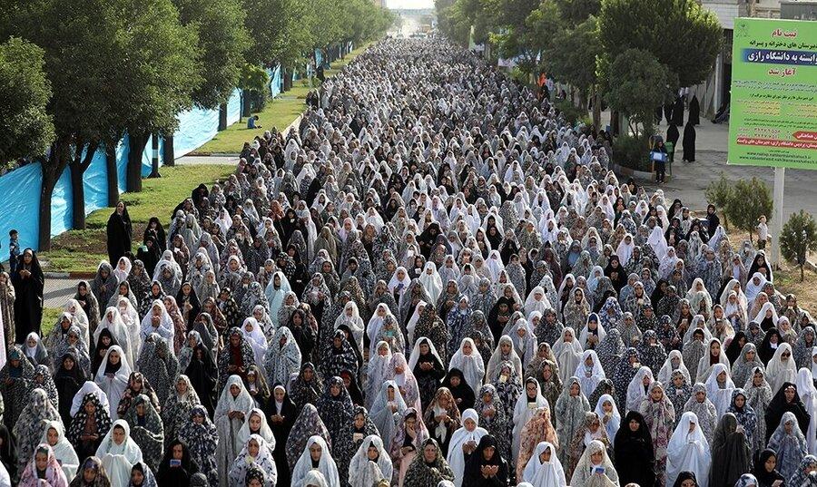 اعمال محدودیتهای ترافیکی همزمان با برگزاری نماز عید فطر