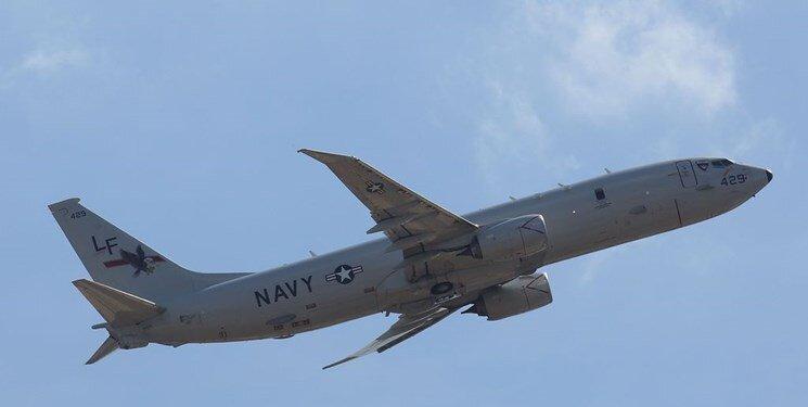 جنگنده روسیه هواپیمای آمریکایی را ۳ بار رهگیری کرد