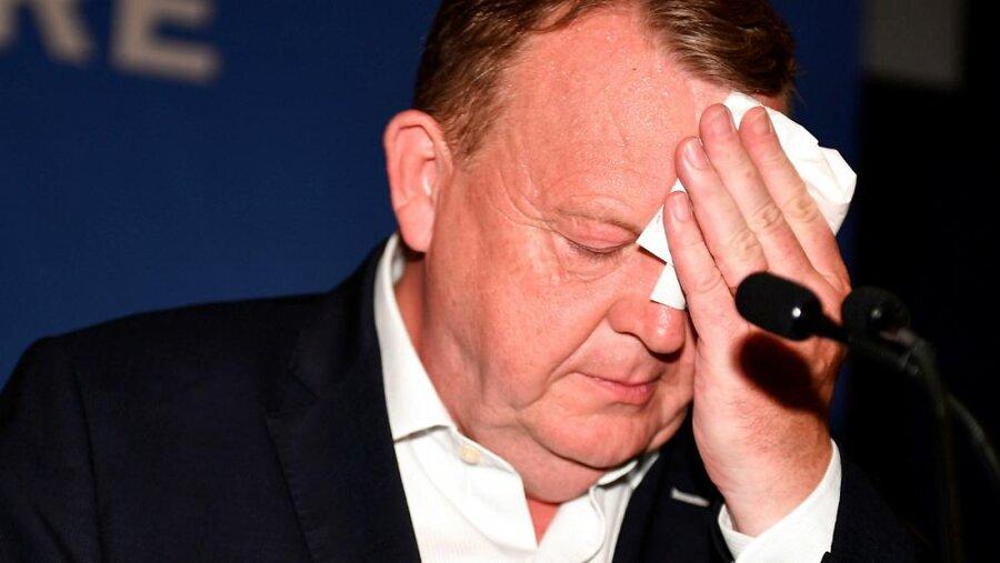 اعتراف نخست وزیر دانمارک به شکست در انتخابات پارلمانی