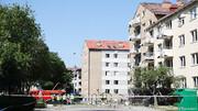۲۵ مجروح در انفجار یک ساختمان در سوئد
