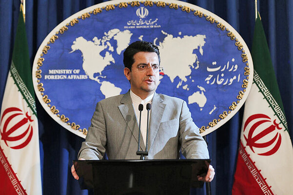 موسوي وزارت خارجه