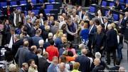 پارلمان آلمان قوانین جدید مهاجرتی را تصویب کرد