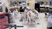 تماشای آنلاین ساخت کاوشگر مریخ