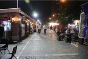 شهر زندگی در شبهای تابستان