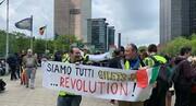 تظاهرات اعتراضی جلیقه زردها در سیامین هفته متوالی